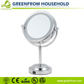 6 Inch Double Sides LED Lighted Decorative Mirror