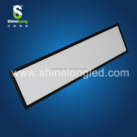 white/black/silvery color frame TUV GS certified 620X620mm 600x600mm 40w surface mounted flat led panel light