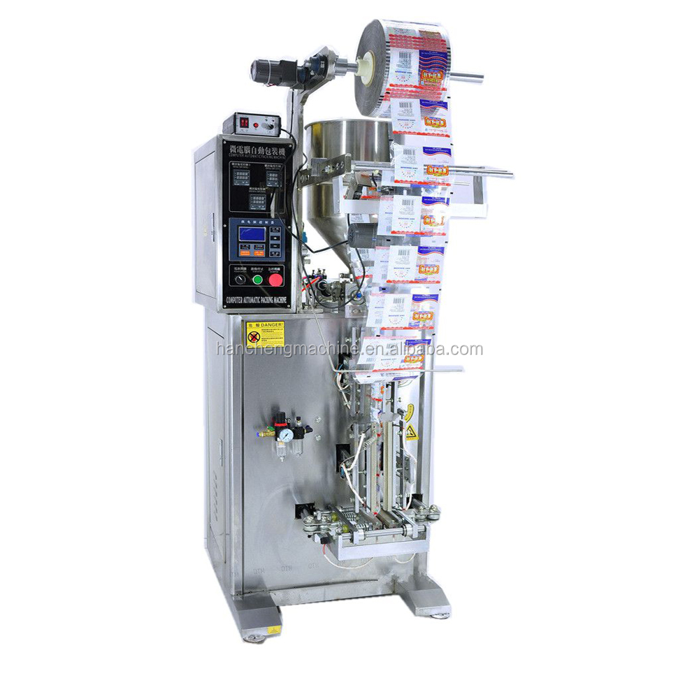 HC-150J Best Quality Low Price Liquid Paste Sachet Filling Packing Machine