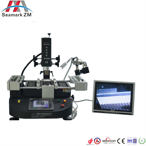 High technology laptop motherboard repairing ZM-R5860C automatic motherboard repair machine xbox,pcs,psp repair