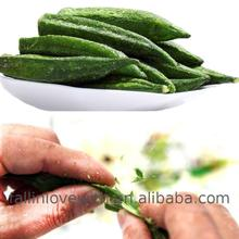 High quality good selling China Okra Chips in