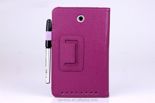Folding Tablet Photo Frame Cover Leather Stand Wallet Book Case for Asus Memo Pad HD 7 ME173
