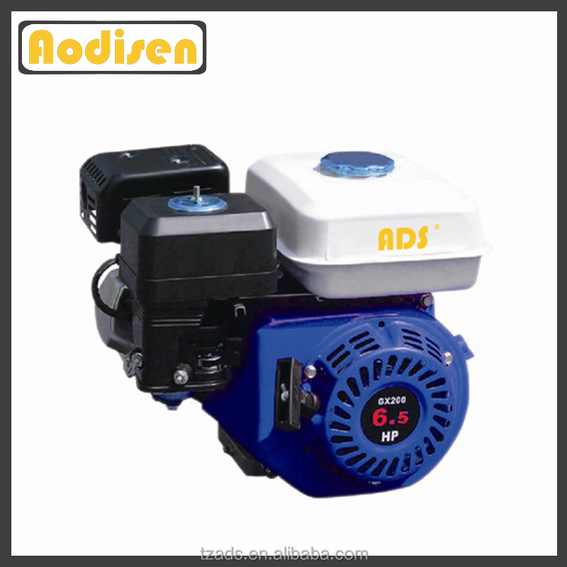 ac single phase gx200 gasoline water pump engine