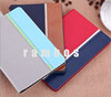 Colorful Ultra Slim Lightweight Smart Leather Cases Hard Back PC Skin Covers for iPad Pro with Sleep/Wake Up