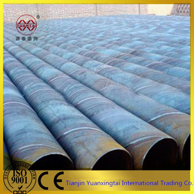 Competitive schedule 40 carbon spiral steel pipe price list