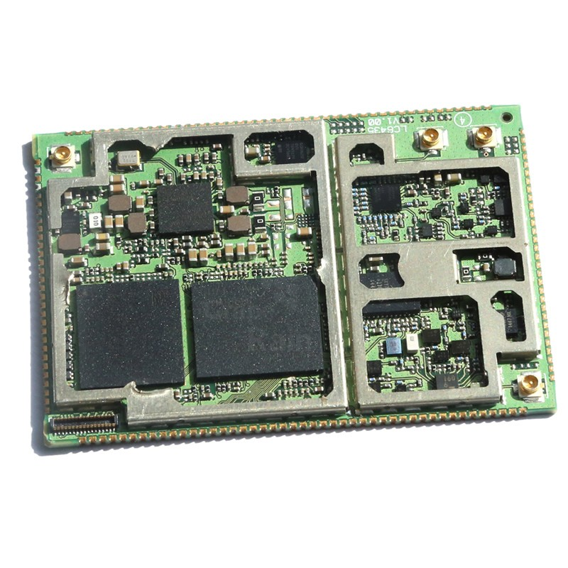 4 SIM Card 4G LTE Router Snapdragon 410 Arm Board