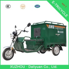 electric tricycle imported original mail truck for sale