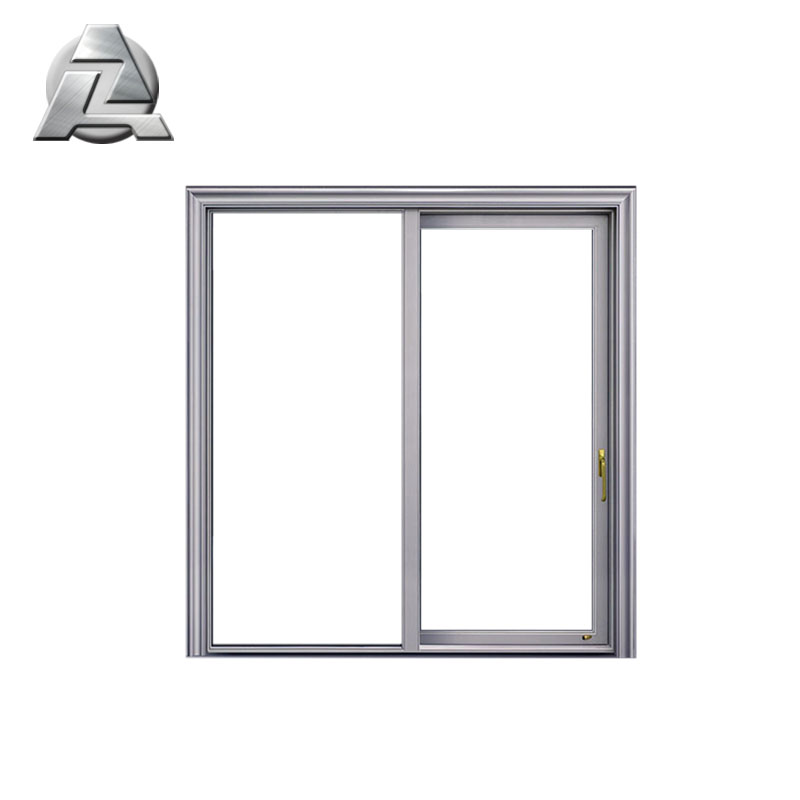 China manufacturer aluminium window frame sizes design