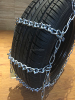 Hot selling 18 series v bar anti-skid chains good performance on icey and muddy land