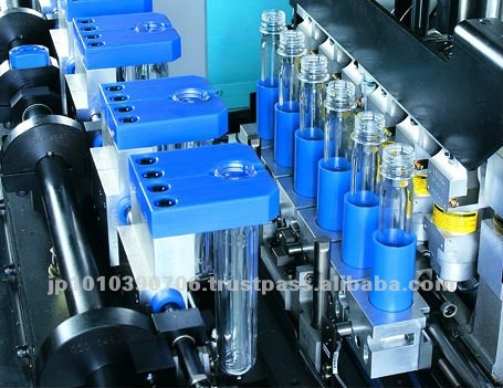 PF8 - 4B Injection Blow Molding Machine for energy drink bottles making