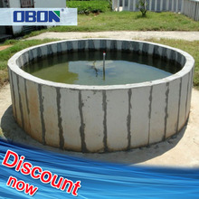 OBON fire insulated eps sandwich swimming pool wall panels