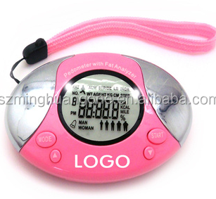 precise wristband pedometer wristband stopwatch pedometer with CE,RoHS approval