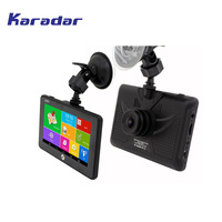 Digital video recorder navigation system 4.5 inch MTK android car gps navigator