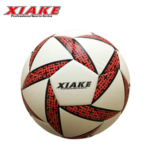Wholesale Customized Logo Official Weight And Size PU Football Soccer Ball