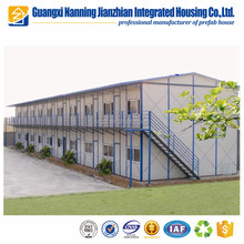 EPS insulation sandwich panel prefab house portable shelter hot sell in India