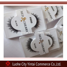 Red cherry eyelashes wholesale false eyelashes red cherry ,lash