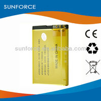 For Rechargeable Nokia BL-6F battery 1200mah N78 N79 6788i 8G... battery for Nokia battery