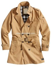 New fashion style men's coat