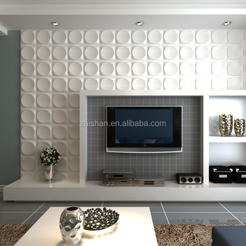 Pvc Wall board decorative 3d wallpapers for home decoration