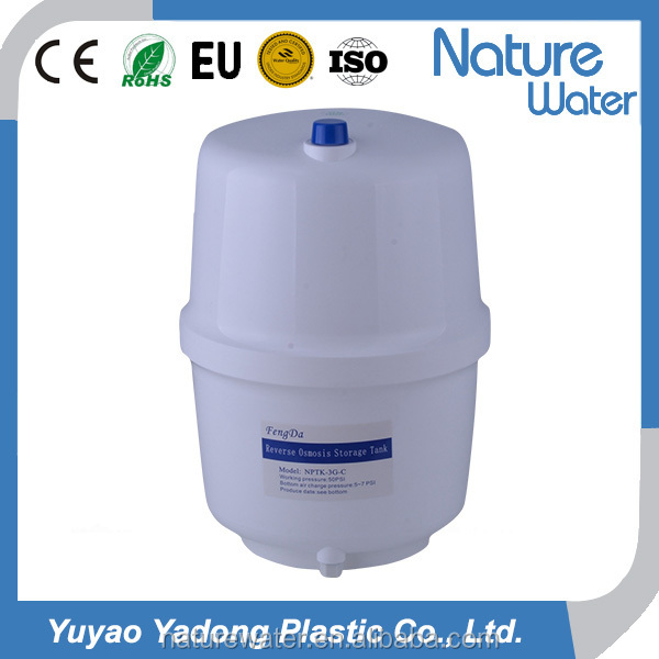 3G Plastic RO Water Tank for RO water system