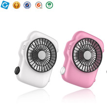 Chinese Manufacturer Direct Fan MOMOCA Mini Rechargeable Hand Fan