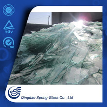 Clear Float Glass Cullet Flat Glass Price