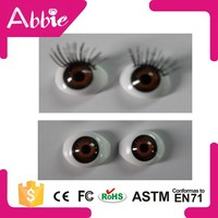 Wholesale Big and Real Eyes with or without Eyelash of Beautiful and Fashion Model Doll Baby Alive Doll