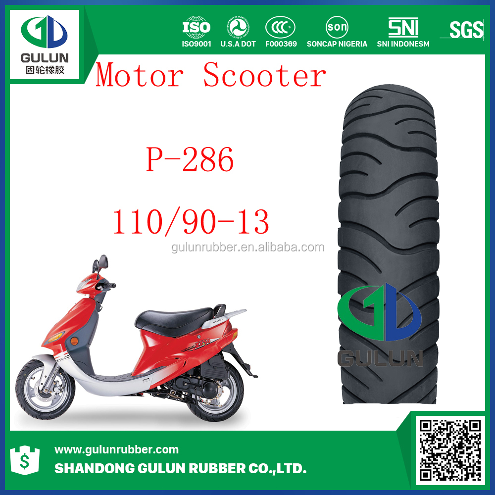 Motor Scooter Tire 110/90-13 110/90-10 120/90-10 130/60-13