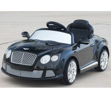 kids 12V licensed ride on car Bentley /ride on power wheels remote control