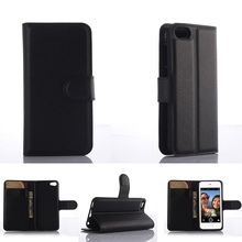 Leather Flip Wallet Phone Case For iPod Touch 6 Wholesale