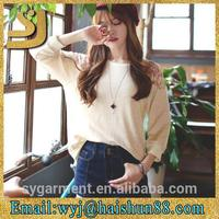 2015 hot selling new design sexy lady blouses/blusas