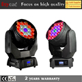 2017 new arrivals 19*15w 4in1 rgbw zoom led moving head wash light