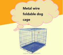 plasti folding dog kennel cage