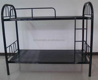 Dubai cheap metal double bunk bed prices