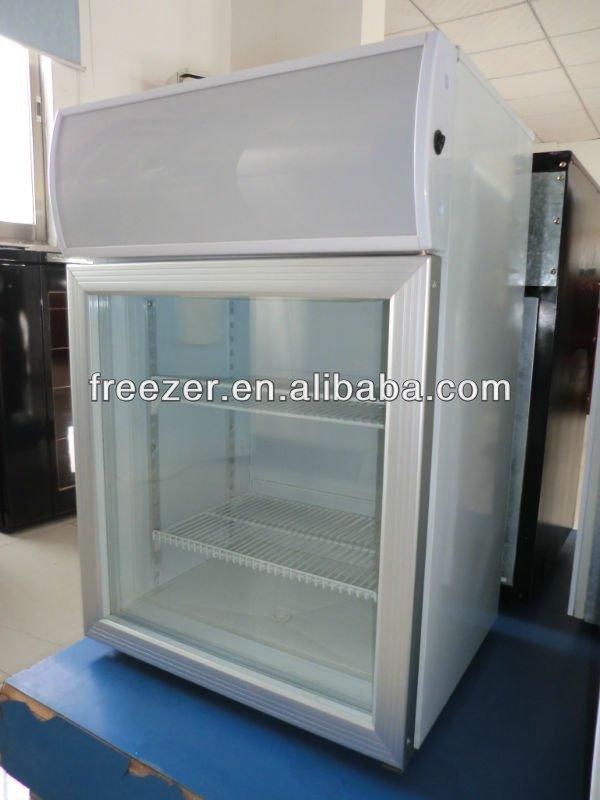 75l comptoir table bureau top r frig rateur - Refrigerateur congelateur table top ...
