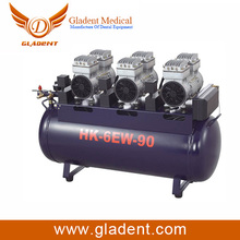 Gladent oil free kaiser air compressors