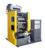 WENZHOU mini monolayer blown film machine with two colour flexible printer