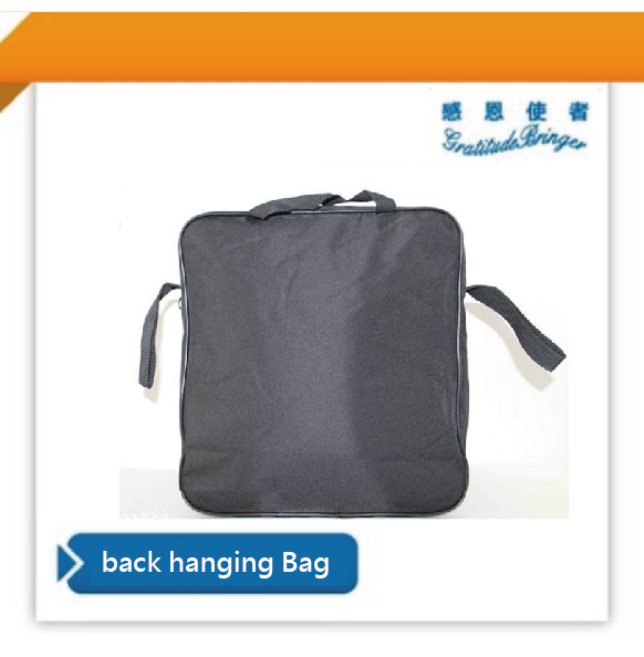 B style back hanging bag for wheelchair