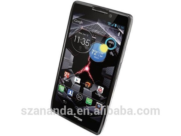 Hot selling mobile phone razr xt910,v3x razr,razr v8