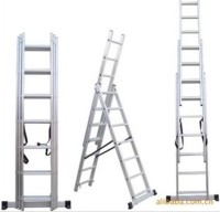 Aluminum ladder 2M(1.2MM thickness; 7*3steps)