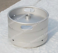 draft stainless steel 20l beer keg