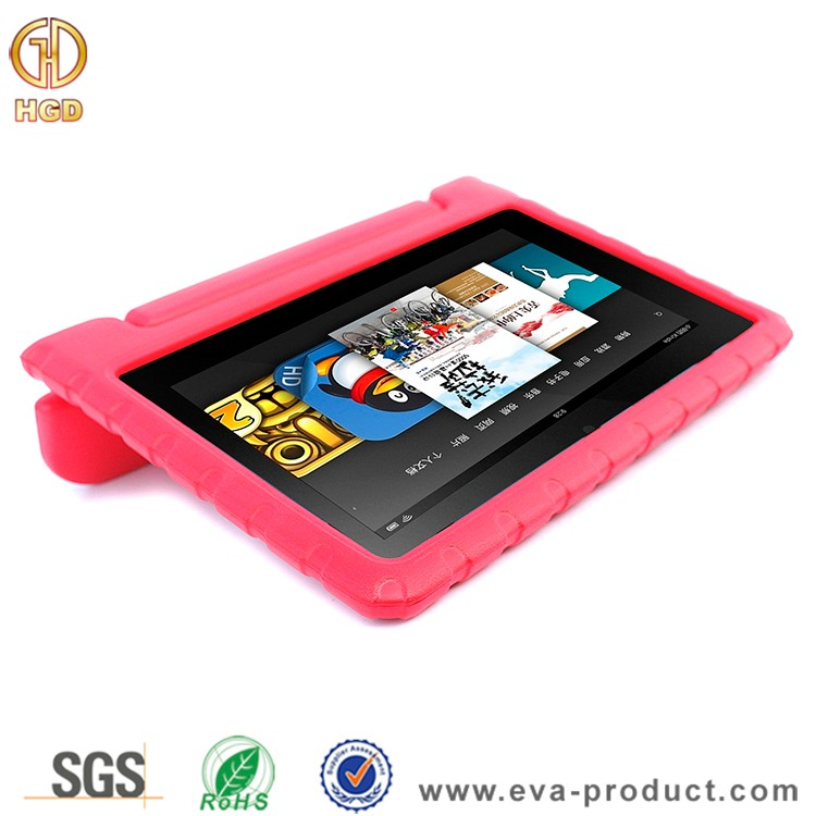 Light Weight Kid Proof Rugged Tablet Cover Case for Kindle Fire HD10 2015