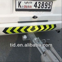 reflective vehicle sticker