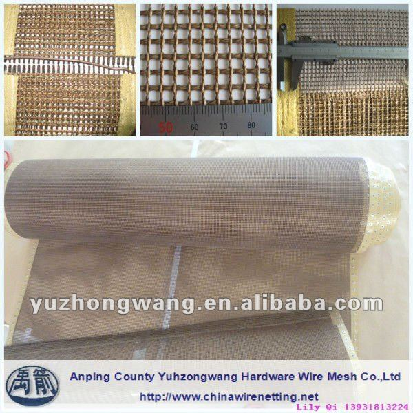 Wire Mesh Belt for food industry