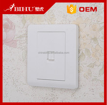 high quality factory outlet wall data socket outlet rj11 rj45 wall socket