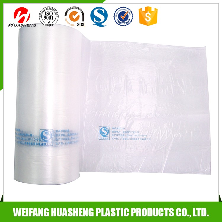 China wholesale hdpe plastic shopping bags