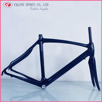 carbon frame road bike with 2014 bicycle frame FM069