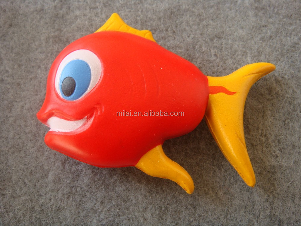 PU ocean animal STRESS BALL PU TOY