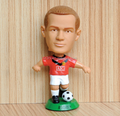 Custom made my own 4 inch tall NBA palyers resin plastic figures toys manufacturers in Shenzhen China