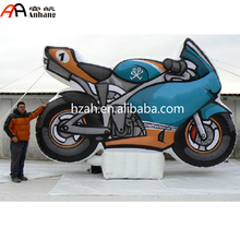 Giant Inflatable Moto/ Air Blown Motorcycle for Advertising Decoration